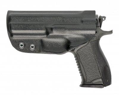 Внутрибрючная пластиковая кобура A-LINE для Форт-17 черная (ПК11)