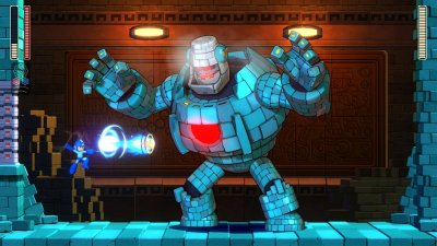 Mega Man 11 (Switch)