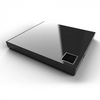 Blu-ray RW ASUS SBW-06D2X-U (SBW-06D2X-U/BLK/G/AS) Black; USB