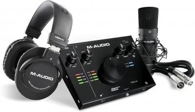 Комплект для записування вокалу M-Audio Air 192x4 Vocal Studio Pro (AIR192x4SPRO)