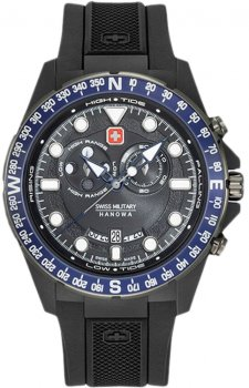 Чоловічий годинник SWISS MILITARY HANOWA 06 4252.27.007
