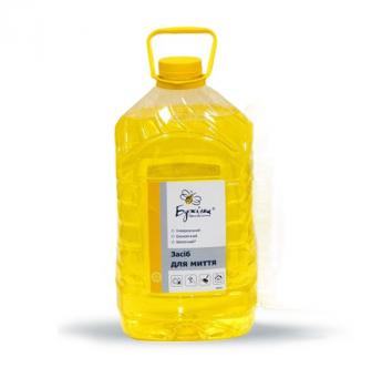 Засіб рідкий мийний концентрований Бджілка 5 кг (bdg_00000492)