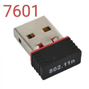 USB WIFI адаптер для ПК Ralink MTK 7601 (573748282)