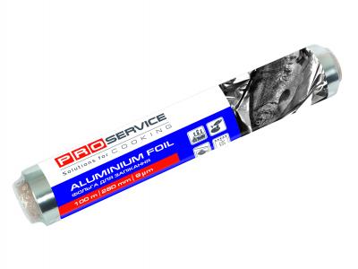 Фольга для запікання алюмінієва PRO service 100 м х 28 см (14801910)