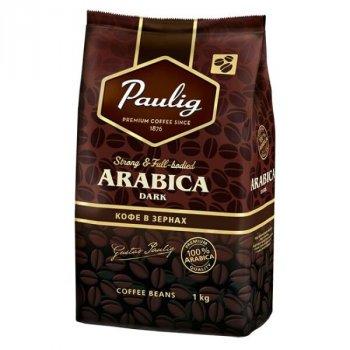 Кофе в зернах Paulig Arabica Dark 1кг