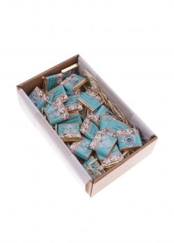Шоколадный набор Shokopack для молодоженов Молочный 150г