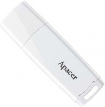 Apacer AH336 16GB USB 2.0 White (AP16GAH336W-1)