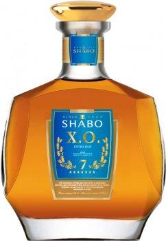 Бренді витриманий Shabo Х.О 7 років витримки 0.5 л 40% (4820070408454)