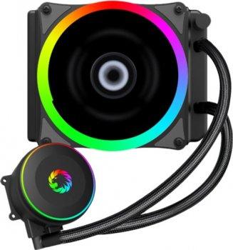 Система рідинного охолодження GameMax Iceberg 120 Rainbow