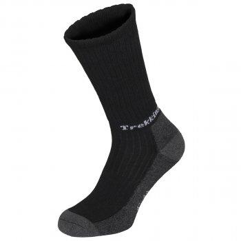 """Носки треккинговые с махровой подошвой чёрные Fox Outdoor """"Lusen"""" (13313A), Размер EUR"""