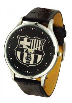 Мужские наручные часы футбольный клуб Барселона (Men 65 silver Barcelona FC)