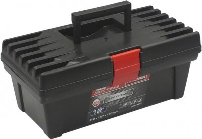"Ящик для инструментов Haisser Stuff Optimo B 12"" 312 х 167 х 130 мм (BP90825)"
