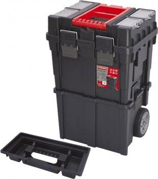 Ящик для инструментов на колесах Haisser HD Compact Logic 450 х 350 х 645 мм (BP90830)