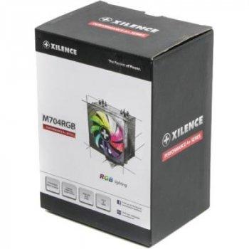 Кулер для процесора Xilence M704RGB Performance A+ (XC054)