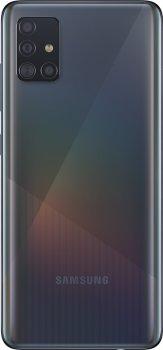 Мобильный телефон Samsung Galaxy A51 4/64GB Black (SM-A515FZKUSEK)