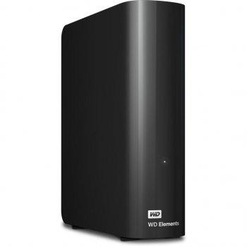 """Зовнішній жорсткий диск 3.5"""" 4TB Western Digital (WDBWLG0040HBK-EESN)"""