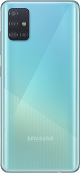 Мобільний телефон Samsung Galaxy A51 6/128GB Blue (SM-A515FZBWSEK)