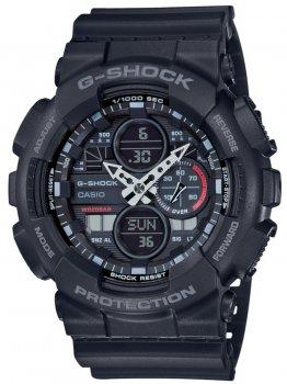 Годинник Casio GA-140-1A1ER G-Shock 51mm 20ATM