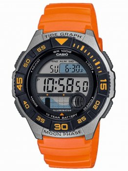 Годинник Casio WS-1100H-4AVEF Collection Herren 43mm 10ATM