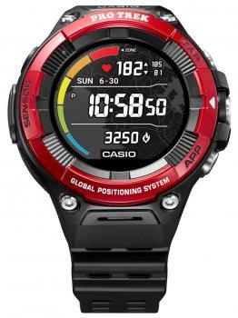 Годинник Casio WSD-F21HR-RDBGE Pro-Trek Smartwatch 58mm 5ATM