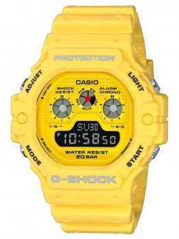 Годинник Casio DW-5900RS-1ER G-Shock 47mm 20ATM