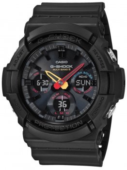Годинник Casio GAW-100BMC-1AER G-Shock 53mm 20ATM