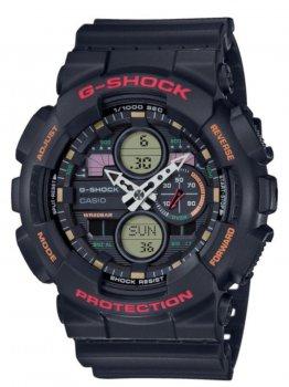 Годинник Casio GA-140-1A4ER G-Shock 51mm 20ATM