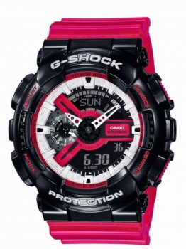 Годинник Casio GA-110RB-1AER G-Shock 51mm 20ATM