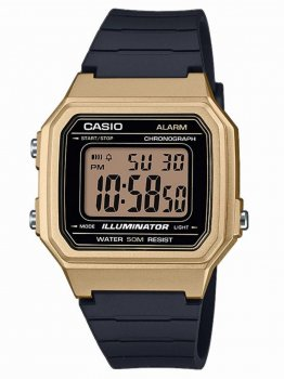 Годинник Casio W-217HM-9AVEF Classic Collection 38mm 5ATM