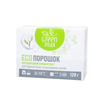 Еко порошок для прання Green Max 120 г (99100764101)