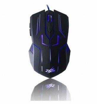Ігрова клавіатура і миша дротова Zeus M-710