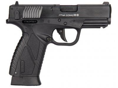 Пістолет пневматичний ASG Bersa BP9CC Blowback!. Корпус - пластик. 23702538