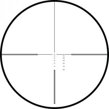 Приціл оптичний Hawke Vantage 3-9х40 сітка 22 LR HV з підсвічуванням. 39860043