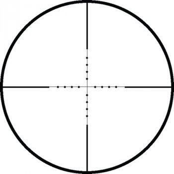 Прицел оптический Hawke Vantage 3-9х40 сетка Mil Dot с подсветкой. 39860042