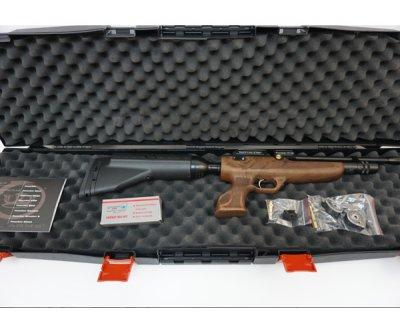 Пістолет пневматичний Kral NP-02 PCP 4,5 мм. 36810102