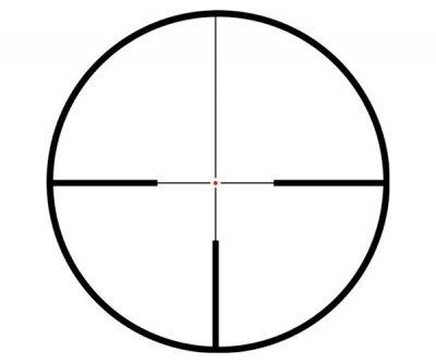 Оптичний приціл Zeiss Conquest V4 1-4х24. Сітка 60 (з підсвічуванням). 7120347