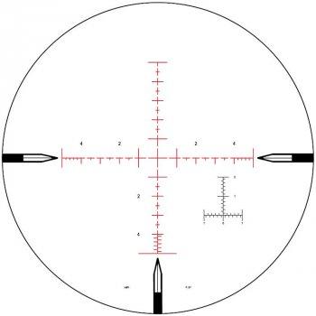 Приціл оптичний Nightforce ATACR 5-25x56 F2 ZeroS 0.1 сітка Mil Mil-R з підсвітленням. 23750072