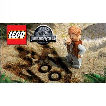 LEGO: Jurassic World (русская версия) (Nintendo Switch)