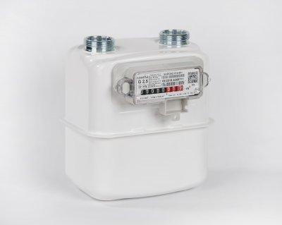 Лічильник газу Самгаз G2.5 RS 2001-2 з КМЧ (20)