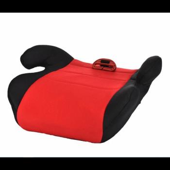 Дитяче автокрісло-бустер GLANBER Червоно-чорний 3-12 років