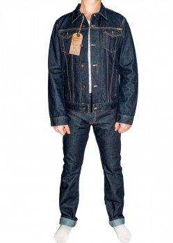 Джинсовая куртка MONTANA 1028 LEGEND 01 Синяя