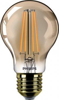 Светодиодная лампа Philips Filament LED Classic 5,5-48W A60 E27 825 CL GNDAPR (929001941708)