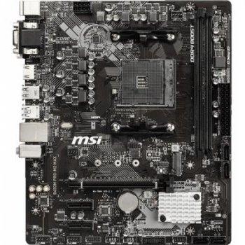 Материнская плата MSI B450M PRO-M2 MAX