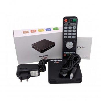 MagicSee N5Max 4/32 GB Smart TV Box 4K Amlogic S905X2 Quad Core, Android 8.1 Медиаплеер