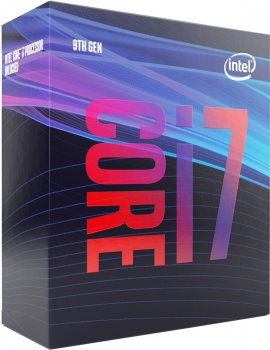 Процесор Intel Core i7-9700 3.0 GHz/8GT/s/12MB (BX80684I79700) s1151 BOX