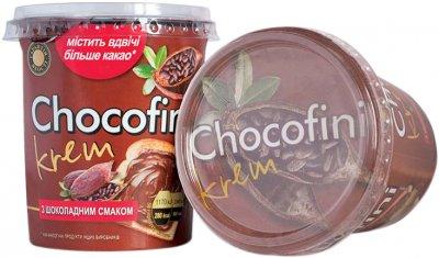 Паста Chocofini Krem с шоколадным вкусом 400 г (4820186340136)
