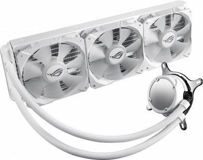 Система рідинного охолодження Asus ROG Strix LC 360 RGB White Edition Aura Sync (ROG-STRIX-LC-360-RGB-White)