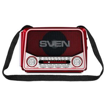 Радиоприёмник SVEN- SRP-525-RED