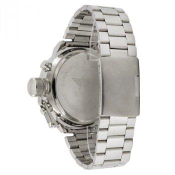 Часы AMST Metall Silver-Black