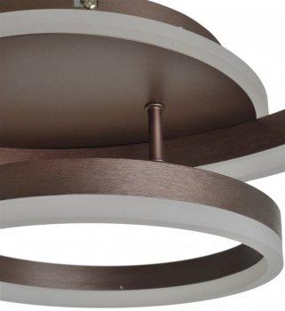 Світильник настінно-стельовий Brille BL-936С/56 Вт COF (24-250)